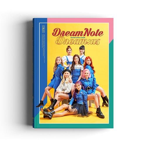 드림노트 (DreamNote) / Dream:us (2nd Single Album) (미개봉)