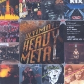 V.A. / Ultimate Heavy Metal (2CD/미개봉)