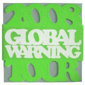 [DVD] 빅뱅 (Bigbang) + 태양 / Bigbang 2008 Global Warning Tour With Taeyang 1st Concert (GREEN/3DVD)